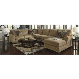 Lonsdale RAF Large Chaise Sectional