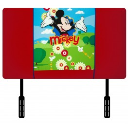 Disney Mickey Mouse Clubhouse Upholstered Twin Headboard