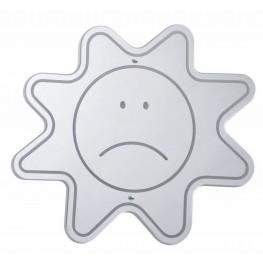 Sad Face Mirror