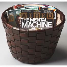 1164260 Modern Expressions Magazine Basket