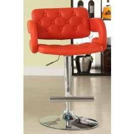 Ride Red Airlift Swivel Stool Set of 2