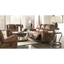 Niarobi Saddle Reclining Living Room Set