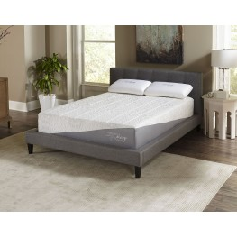 "12"" Gel Memory Foam Cal. King Firm Mattress"