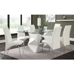 Ophelia Rectangular Dining Room Set