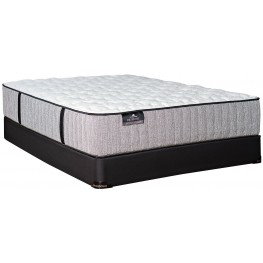 Passions Expectations Firm Full Extra Long Mattress With Low Profile Foundation