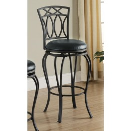 Black Bar Chair 122060
