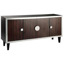 Brighton 4-Door Storage Cabinet