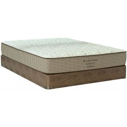 Downton Abbey Country Living III Support Cal. King Mattress With Foundation