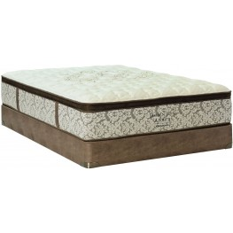 Downton Abbey Edwardian Lace V Pillow Top Mattress With Foundation