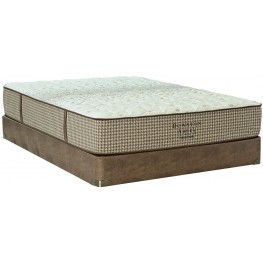 Downton Abbey Country Living VI Support Twin Mattress With Foundation