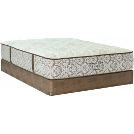 Downton Abbey Edwardian Lace VI Luxury Full Long Mattress With Foundation