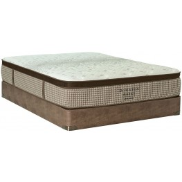 Downton Abbey Country Living VII Support Queen Mattress With Foundation