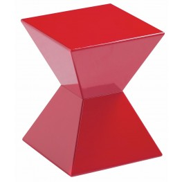 Rocco Red End Table