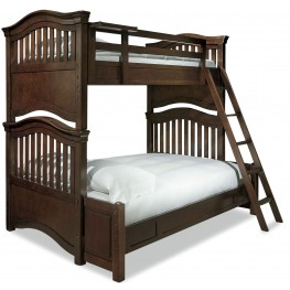 Classics 4.0 Smartstuff Twin Over Full Bunk Bed