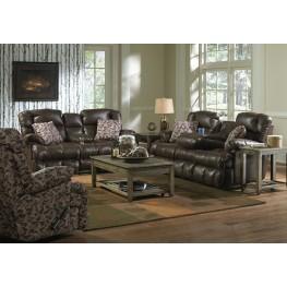 Cedar Creek Sable and Duck Camo Lay Flat Reclining Living Room Set