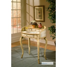 Tuscan Cream Ladies Writing Desk