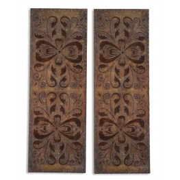 Alexia Wall Panels  Set of 2