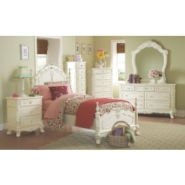 Cinderella Youth Bedroom Set