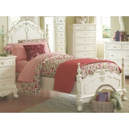 Cinderella Youth Twin Bed