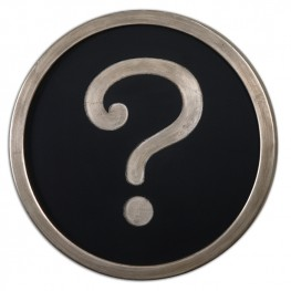 Question Mark Wall Art
