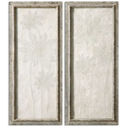 Fiore Panels Wall Art Set of 2