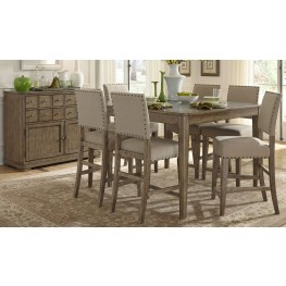 Weatherford Gathering Dining Room Set