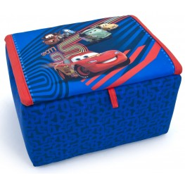 Disney's Cars 2 Storage Box