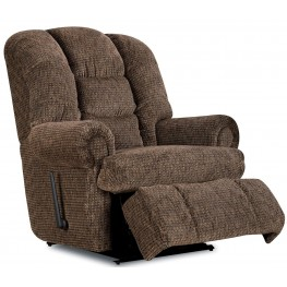 Stallion Campaign Praline Recliner Detail From Lane Furniture