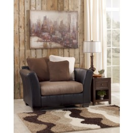 Masoli Mocha Chair and a Half