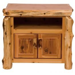 Cedar TV Stand