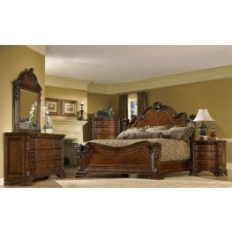 Old World Estate Bedroom Set