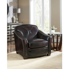 Lucinda Toberlone Leather Chair
