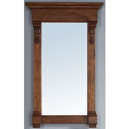 "Brookfield 26"" Country Oak Mirror"