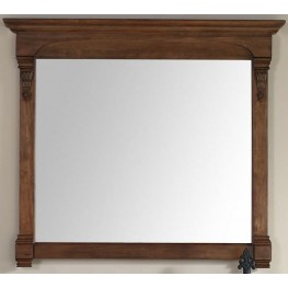 "Brookfield 47.25"" Country Oak Mirror"