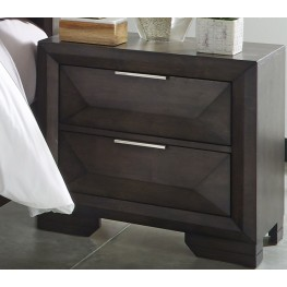 Newland Brown Nightstand