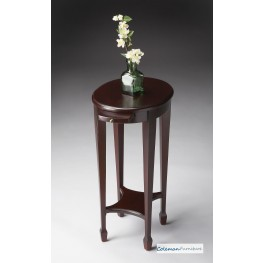 Cordovan Accent Table