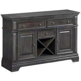Garrison Burnished Grey Buffet