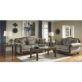 Cecilyn Cocoa Living Room Set