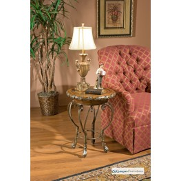 Heritage 1521070 Accent Table