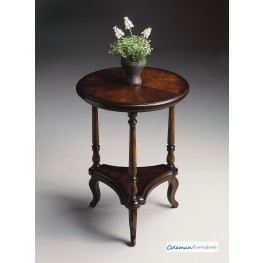 Plantation Cherry 1590024 Accent Table