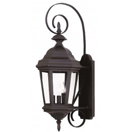 Estate Black Medium Wall Lantern