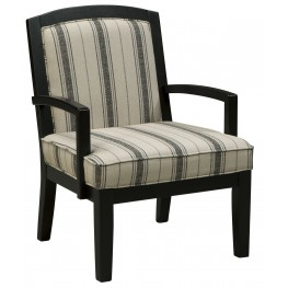 Alenya Quartz Stripes Accent Chair