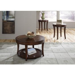 Casual Living 3 Piece Occasional Table Set
