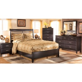 Kira Panel Bedroom Set