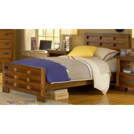 Heartland Full Captain's Storage Bed