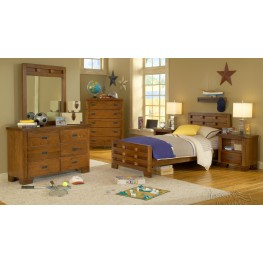 Heartland Captain's Storage Bedroom Set