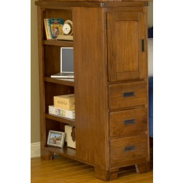 Heartland Loft Chest And Bookcase