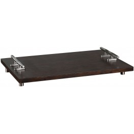 Grier Boat Cleat Brown Tray