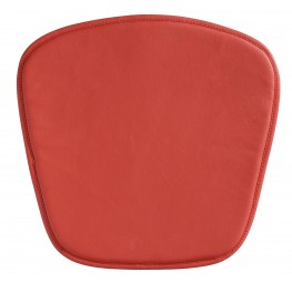 Wire/Mesh Cushion Red