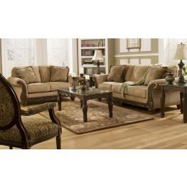 Cambridge Amber Living Room Set